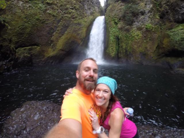 Waterfall Shot Both
